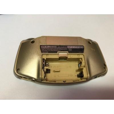 Gameboy Advance Gold